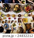 バイキング ビュッフェ ケータリングの写真 24832212
