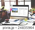 Eコマース オンラインショッピング ネットショップの写真 24835964