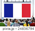France Country Flag Nationality Culture Liberty Concept 24836794