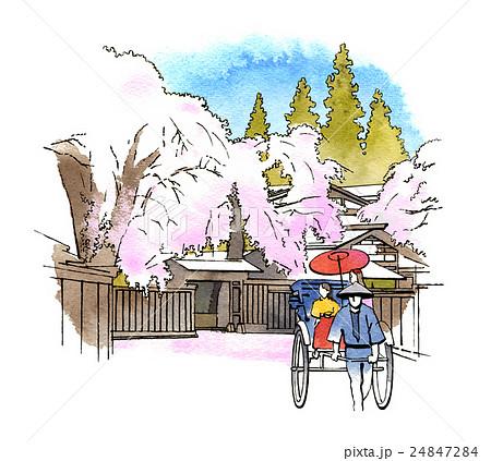 春の角館 24847284
