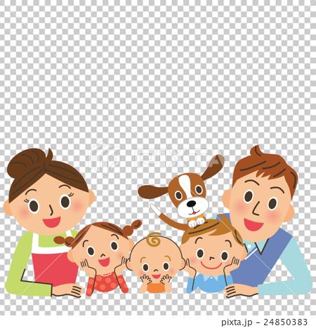 家庭 家族 家人 24850383