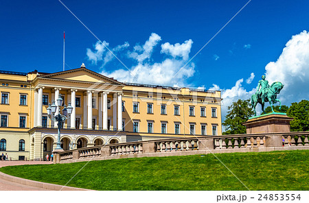 The Royal Palace in Oslo 24853554