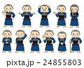 剣道 武道 男の子 24855803