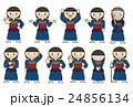 武道 剣道 女性 24856134