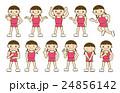 陸上 選手 女の子 24856142