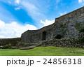中城城 グスク 世界遺産の写真 24856318