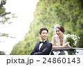 ブライダル ウェディング 新婚旅行の写真 24860143