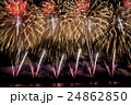 新潟県 長岡まつり花火大会のフェニックス花火 24862850