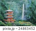 那智の滝 世界遺産 熊野古道 24863452