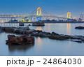 ブリッジ 橋 夕暮の写真 24864030