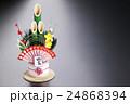正月イメージ 正月 門松の写真 24868394