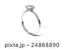 ダイヤモンドのウエディングリング, 結婚指輪 24868890