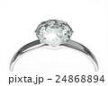 ダイヤモンドの指輪, リング 24868894