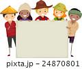 農耕 ボード 農のイラスト 24870801