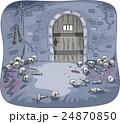 Dungeon Skulls Interior 24870850