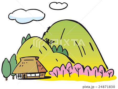 田舎の春 24871830