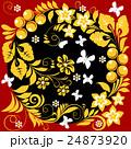 花 ベクター 植物のイラスト 24873920