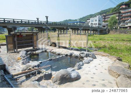 三朝温泉 河原風呂 24877065