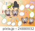昆虫のコンサート 24880032