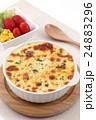 マカロニグラタン グラタン 家庭料理の写真 24883296