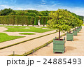 Beautiful Garden in a Famous Palace of Versailles 24885493