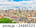 Beautiful panoramic view of Paris  24885523