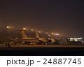 横田基地友好祭の夜景 24887745