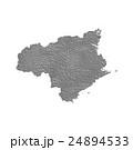 徳島県地図 24894533