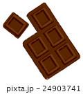 挿絵 お菓子 洋菓子のイラスト 24903741