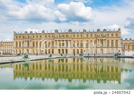 世界遺産 ベルサイユ宮殿の写真...