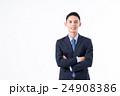 若いビジネスマン 24908386