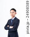 若いビジネスマン 24908389