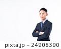 若いビジネスマン 24908390