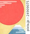 背景 和 和風のイラスト 24909075