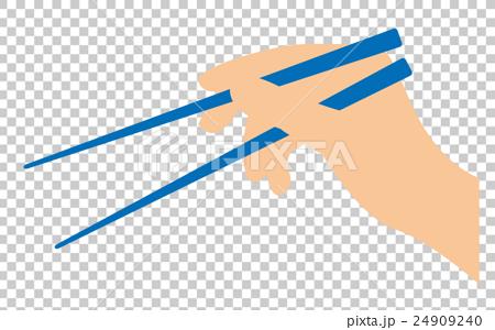 箸イラスト 24909240