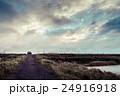 稚内 道路 車の写真 24916918
