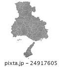 兵庫県地図 24917605