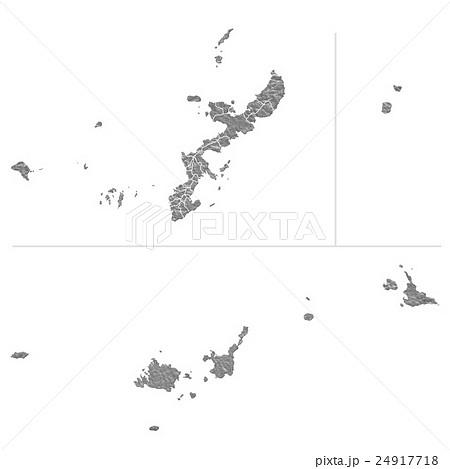 沖縄県地図 24917718