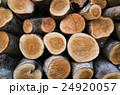 ウッド 木 たきぎの写真 24920057