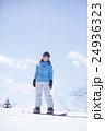 スノーボード 女性 24936323