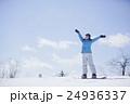 スノーボード 女性 24936337