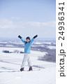 スノーボード 女性 24936341
