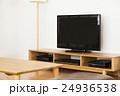 テレビ 液晶テレビ TV リビング 住まい 住宅 家 住居 リビングルーム 部屋 24936538