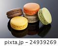 マカロン 洋菓子 スイーツの写真 24939269