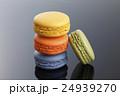 マカロン 洋菓子 スイーツの写真 24939270