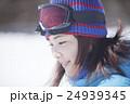 スノーボード 女性 24939345