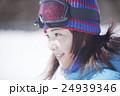 スノーボード 女性 24939346
