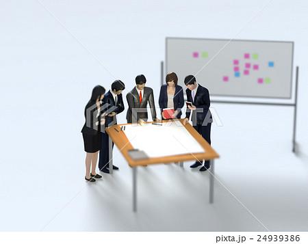 「イラスト無料  立ち会議」の画像検索結果