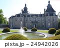 ベルギーぼアルデンヌ地方の古城モダーヴ城 24942026