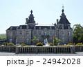 ベルギーぼアルデンヌ地方の古城モダーヴ城 24942028